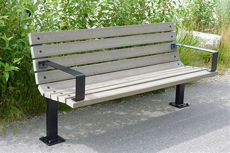Series Br Benches  Custom Park & Leisure