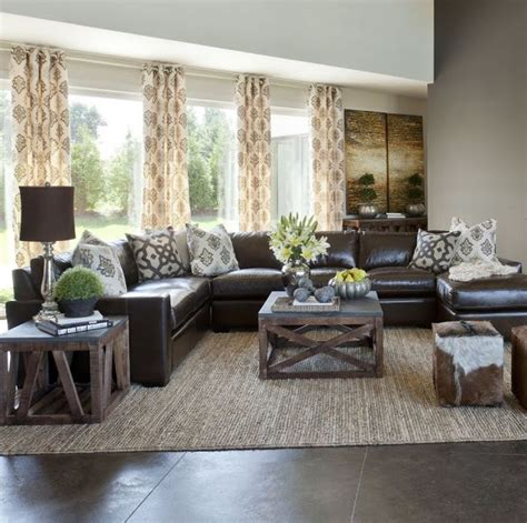 brown furniture living room ideas best 25 brown decor ideas on living