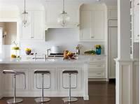 pictures of white kitchens Wonderful White Kitchens - Jenna Burger