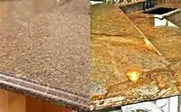 quartz vs granite countertops Washington Makeover Grantie Vs Quartz