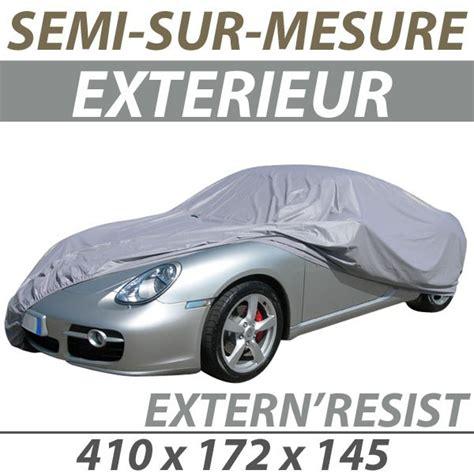 bache voiture renault clio 3 housse protection voiture semi sur mesure exterieure externresist