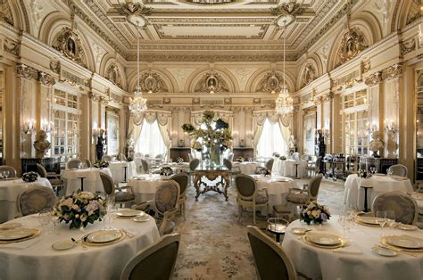 world best hotels monte carlo monaco hotel de louis xv restaurant interior