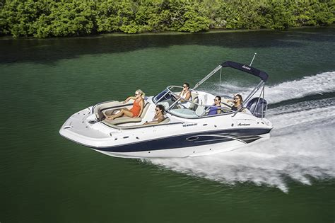 sd 2200 dc ob sundeck hurricane deck boats