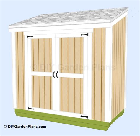 4 x 8 wooden storage shed 4 x 8 shed plans free storage shed plans my shed