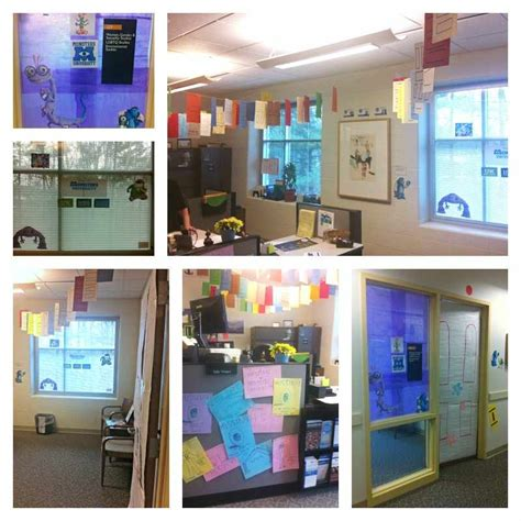 sead 2015 office decorating contest student employment grand valley state
