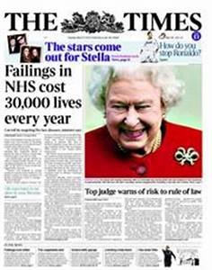 UK Newspaper Front Pages for Tuesday, 5 March 2013 ...