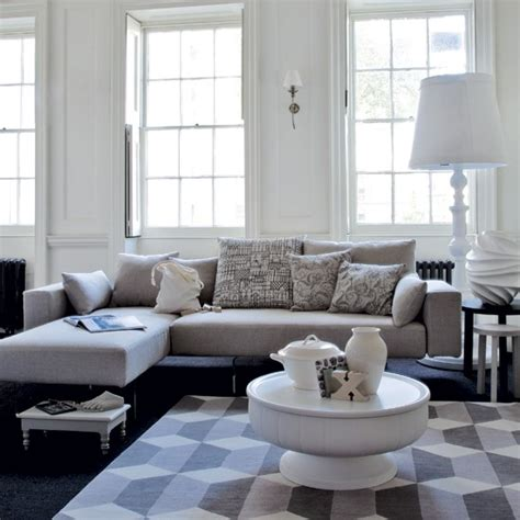 grey sectional living room ideas 69 fabulous gray living room designs to inspire you