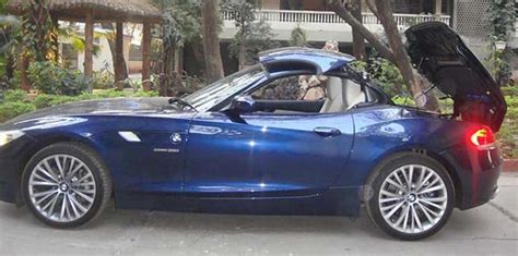 Bmw Z4 35i In India Review
