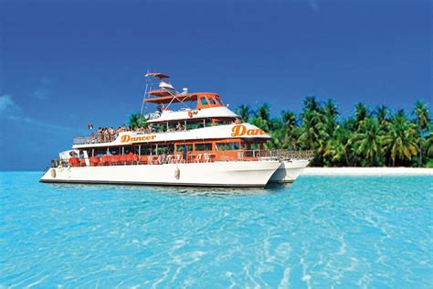 Catamaran Party Boat Cancun by Sunset Cruise Isla Mujeres