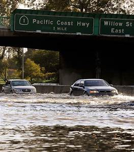 Severe Rain Storms Causes Flooding In Southern Los Angeles ...