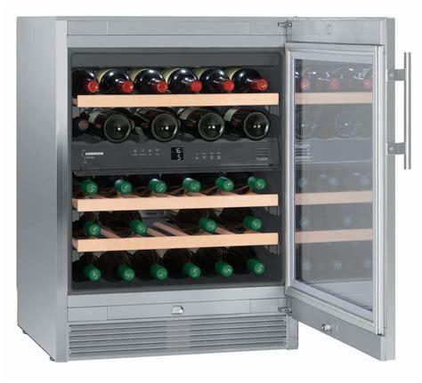 wtes 1672 wine cabinets vinidor liebherr armoire 224 vin