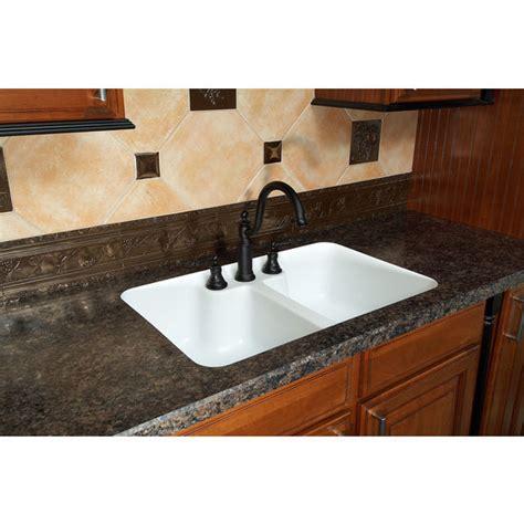 kitchen sinks hton equal bowl mount sink