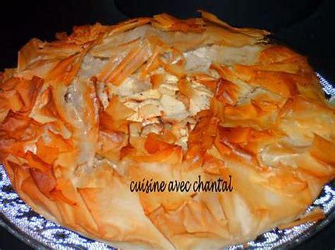 recette de croustillant de pommes