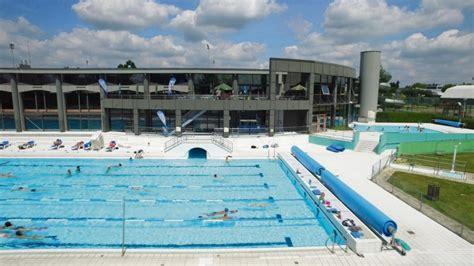 la fr 233 quentation en hausse 224 la piscine euroc 233 ane de mont aignan