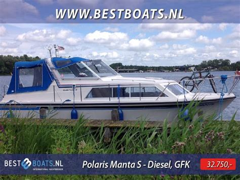 Tweedehands Boten Duitsland by Polaris Manta S In Duitsland Tweedehands Motorboten