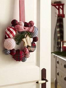 Wände Dekorieren Mit Stoff : 4 diy ideen rustikale weihnachtsdeko basteln ~ Markanthonyermac.com Haus und Dekorationen