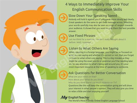 4 Simply Ways To Improve Your English Communication Skills