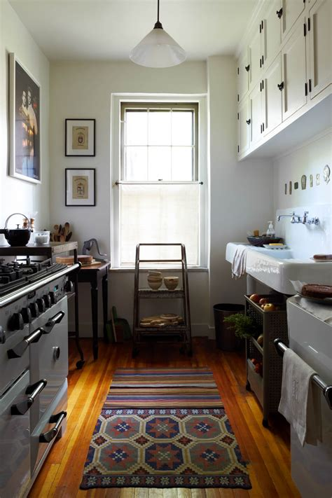 33 Smallbutstylish Galley Kitchens  Marble Buzz