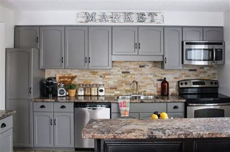 Our Kitchen Cabinet Makeover Country Style Living Rooms Wall Storage Cabinets Room Pictures Of With Area Rugs Window Curtain Ideas For Colors To Paint Your Inexpensive Decor Armchair Cheap Modern Furniture