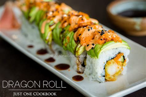 Does Trader Joe S Sell Red Boat Fish Sauce by Dragon Roll Recipe Just One Cookbook