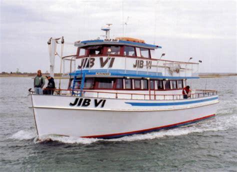 Captree State Park Fishing Boats by Jib Vi Captree Fishing Babylon Ny