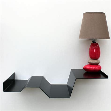 table de chevet suspendue chevet mural design objectal
