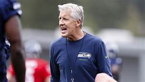 Report: Seahawks coach Pete Carroll fined for entering ...