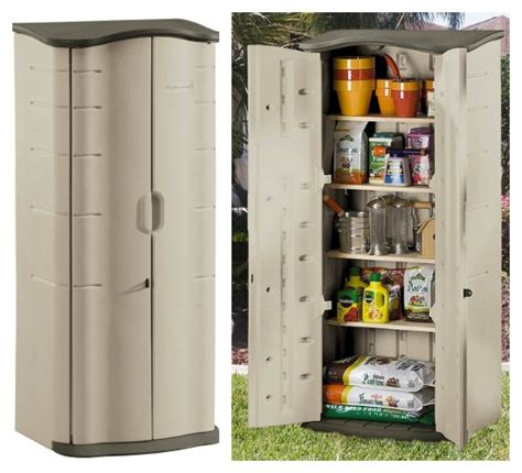 rubbermaid vertical storage shed shelves rubbermaid outdoor storage shed vertical 17 cubic ft