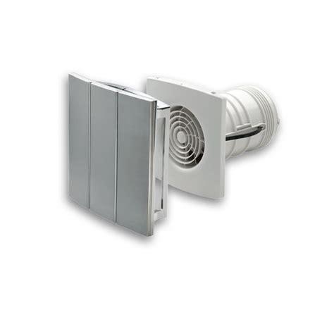 extracteur pour salle de bain avec fa 231 ade aluminium acova