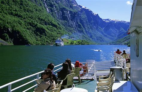 Fjord Cruise Norway by The Unesco Naeroyfjord Fjord Travel Norway