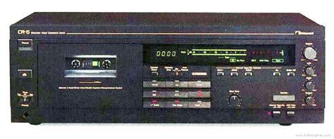 nakamichi cr 5 manual three dual capstan stereo