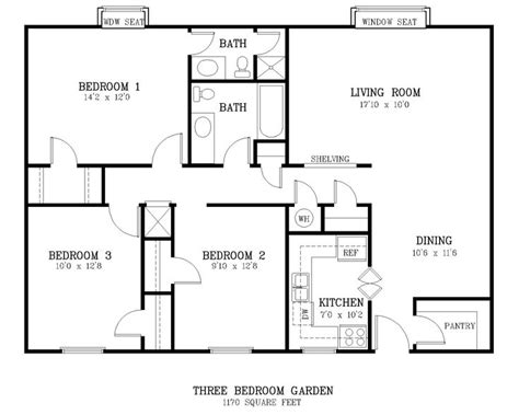 Standard-living-room-size-courtyard_3_br_floor_plan.jpg National Blinds Jobs For The Blind And Visually Impaired Or Plantation Shutters Micro Mini Exterior Patio Telescopic Pole Control Velux Roof Windows Zct 200 K Donate Car To Charity Crafts