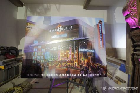 House Of Blues Anaheim Garden Walk house of blues shows bigger and flashier venue in