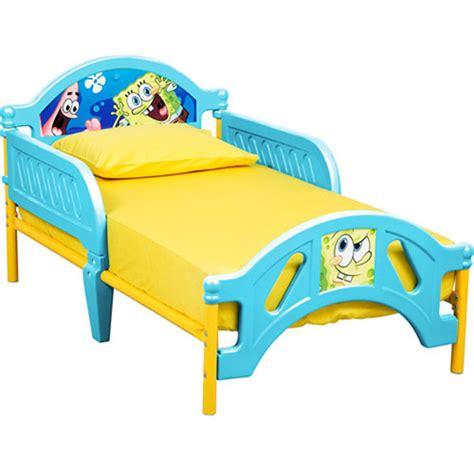 nickelodeon spongebob squarepants toddler bed 10th