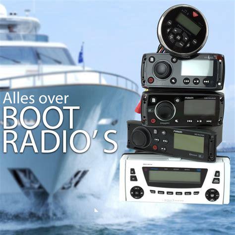 Ik Wil Een Boot Kopen by Welke Boot Radio Moet Ik Kopen Je Leest Het Hier Nautic