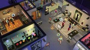 Gallery Spotlight: Retail Lots in The Sims 4 Get to Work