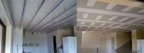 faux plafond sous dalle hourdis