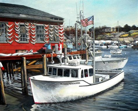 merchandise rocky neck painting by eileen patten oliver
