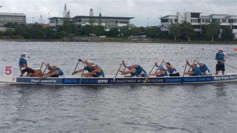 Dragon Boat Racing Coffs Harbour by Rainbow Region Dragon Boaters Among Australia S Best