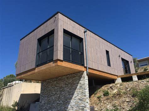 maison bois en porte 224 faux par moulin charpente constructeur bois en ard 232 che