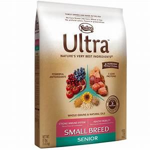 Nutro Ultra Small Breed Senior Dry Dog Food (8 lb)