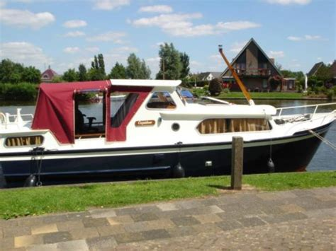 Motor Yacht Te Koop by Te Koop Motorboot Curtevenne Advertentie 267327