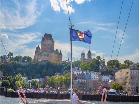 Boat Tour Quebec by Montr 233 Al Qu 233 Bec City Cruise Boat Tours Montr 233 Al