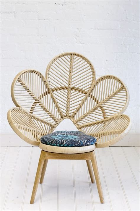 Furniture Unique Peacock Chair For Fascinating Home