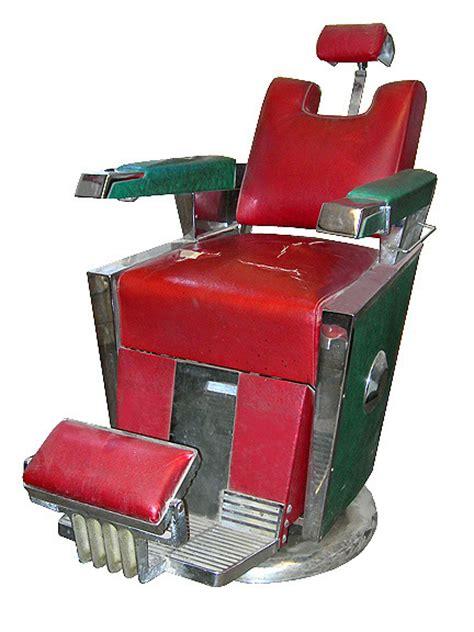 aw emil j paidan barber chair