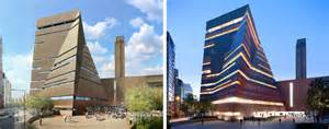 tate modern extension by herzog de meuron ahead
