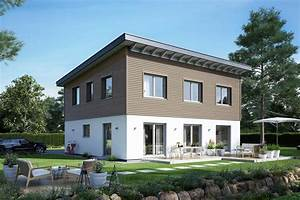 Häuser Mit Pultdach : fertighaus mit pultdach schw rerhaus ~ Markanthonyermac.com Haus und Dekorationen
