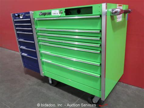 snap on 14 drawer portable tool cabinet shop equipment storage box bidadoo ebay