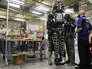 Google buys major military robot maker: Why does search ...