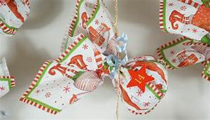 Adventskalender Selber Basteln Für Kinder : kreativer adventskalender aus servietten selber basteln ~ Markanthonyermac.com Haus und Dekorationen